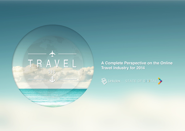 Travel industry report for 2014